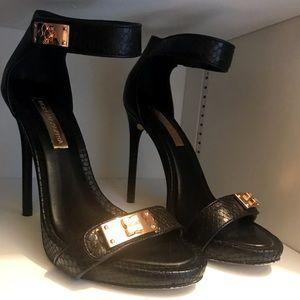 BCBG Entreat heels (worn once)